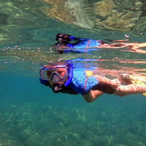 Cave & Tunnel Snorkeling