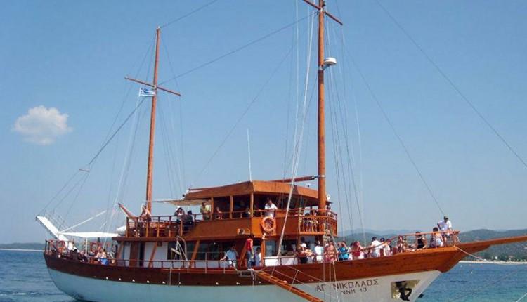 Toroneos Cruise from Pefkochori